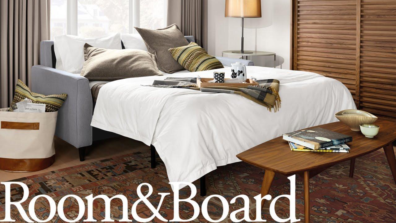 Opening The Day & Night Sleeper Sofa – Youtube Regarding Room And Board Comfort Sleepers (View 16 of 20)