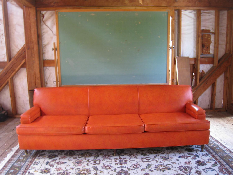 Orange Leather Sofa Sale | Tehranmix Decoration With Burnt Orange Leather Sofas (Image 11 of 20)