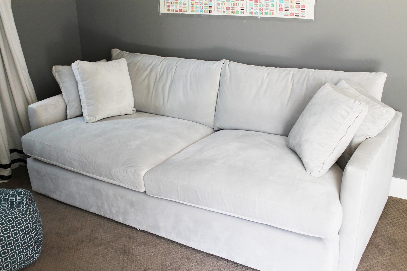 Our Love, Our Lounge – Chris Loves Julia For Sectional Crate And Barrel (View 5 of 20)