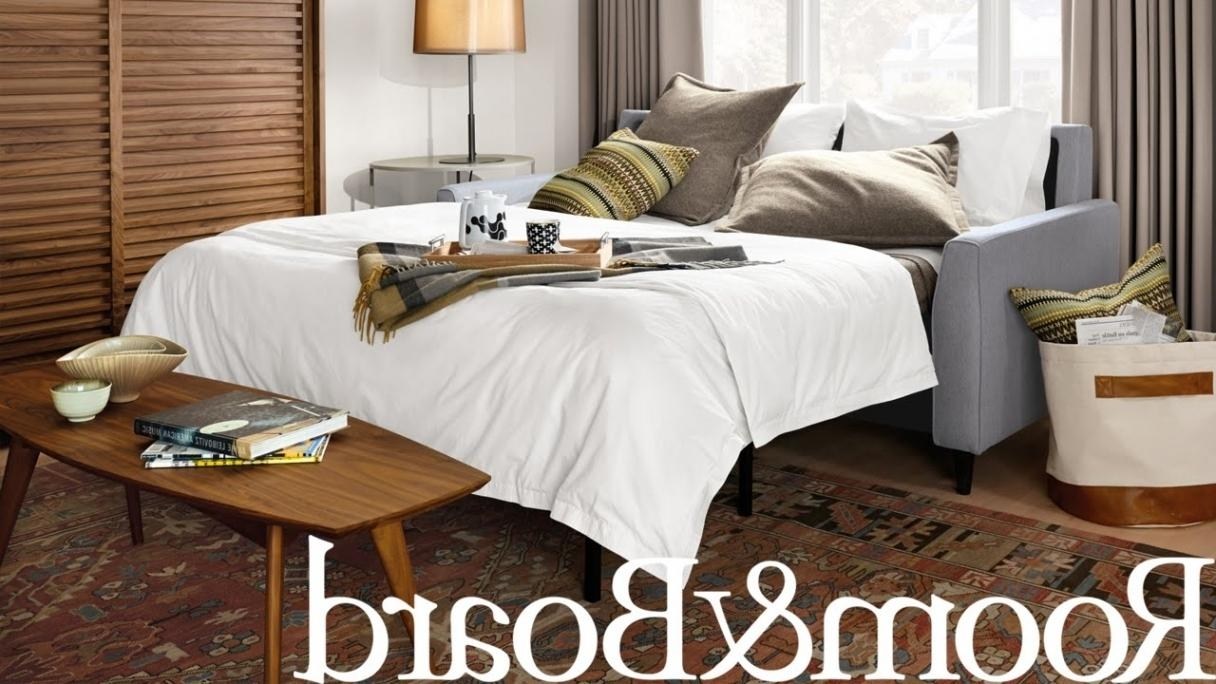 Our Most Comfortable Sleeper Sofa – Room & Board Regarding New Within Room And Board Comfort Sleepers (View 18 of 20)