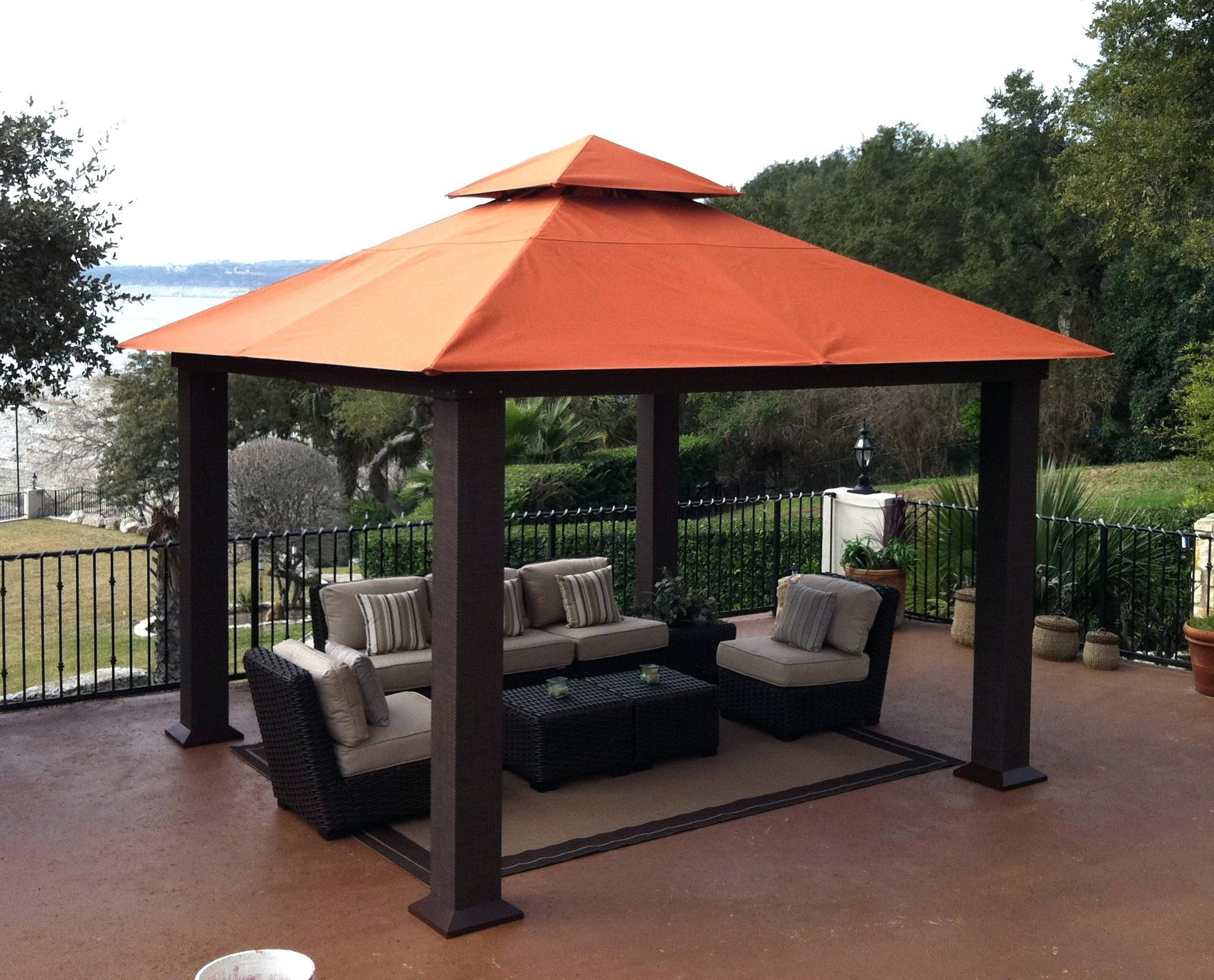 Outdoor Furniture Canopy – Creativealternatives (View 15 of 20)