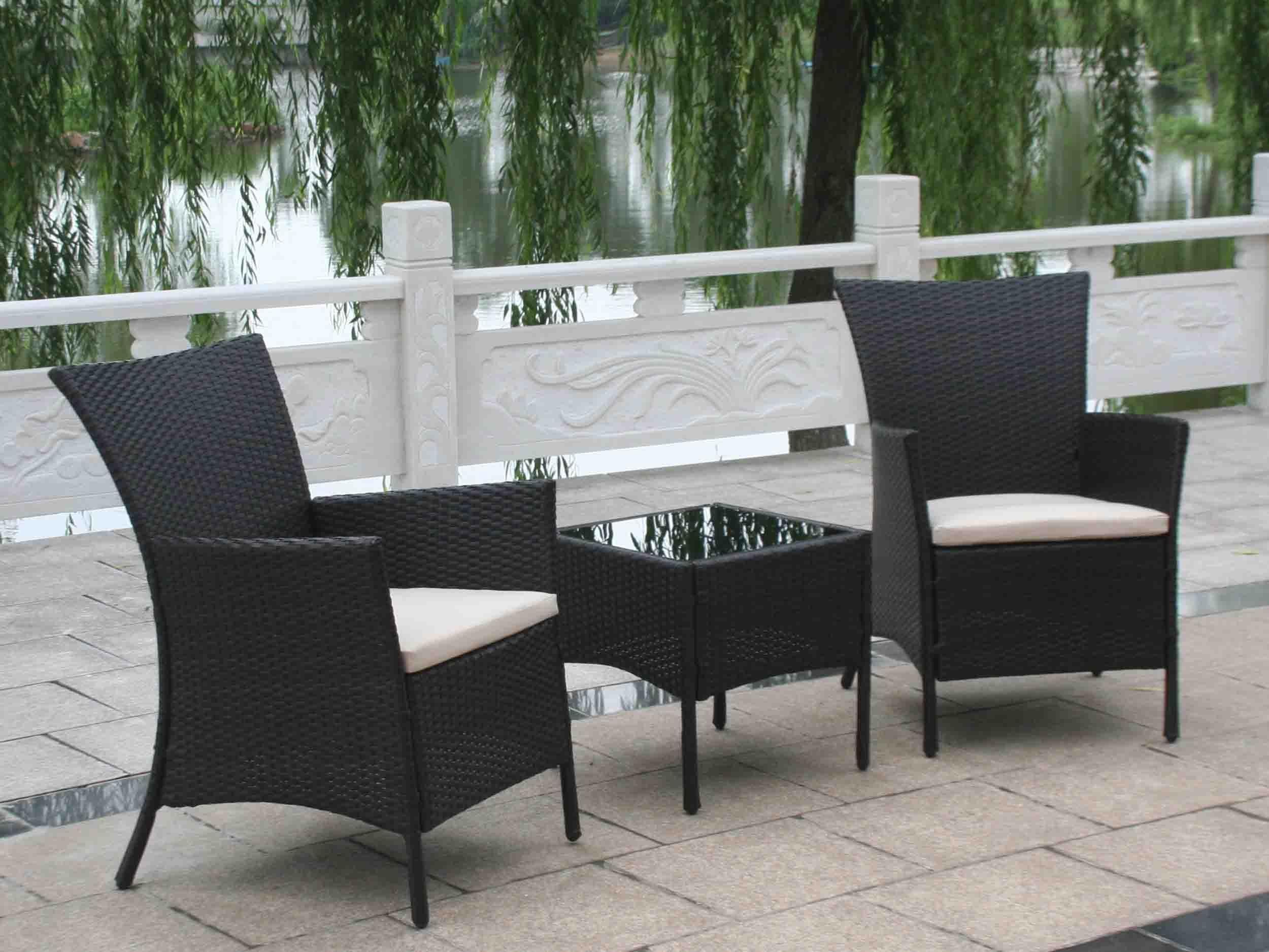 Outdoor Patio Furniture Covers Canada – Creditrestore Intended For Black Wicker Sofas (View 6 of 20)