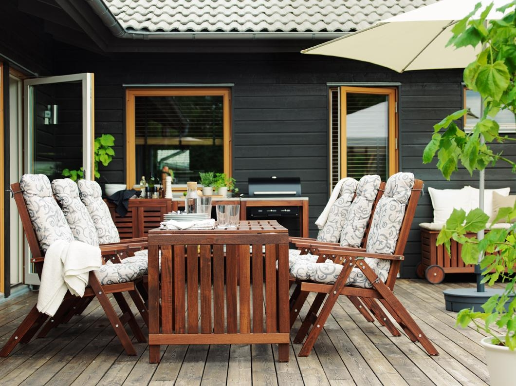 Outdoor & Patio Furniture – Ikea With Outdoor Sofas And Chairs (Image 11 of 20)