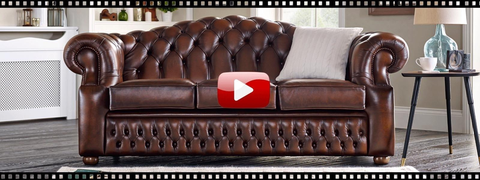 Oxford 3 Seater Sofa – From Sofassaxon Uk With Oxford Sofas (View 13 of 20)