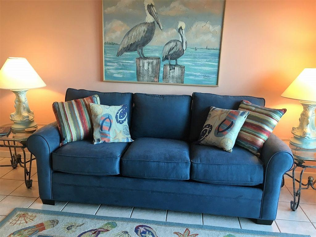 Paradise Awaits! Beachside Condo With No R – Vrbo For Cindy Crawford Sleeper Sofas (View 19 of 20)