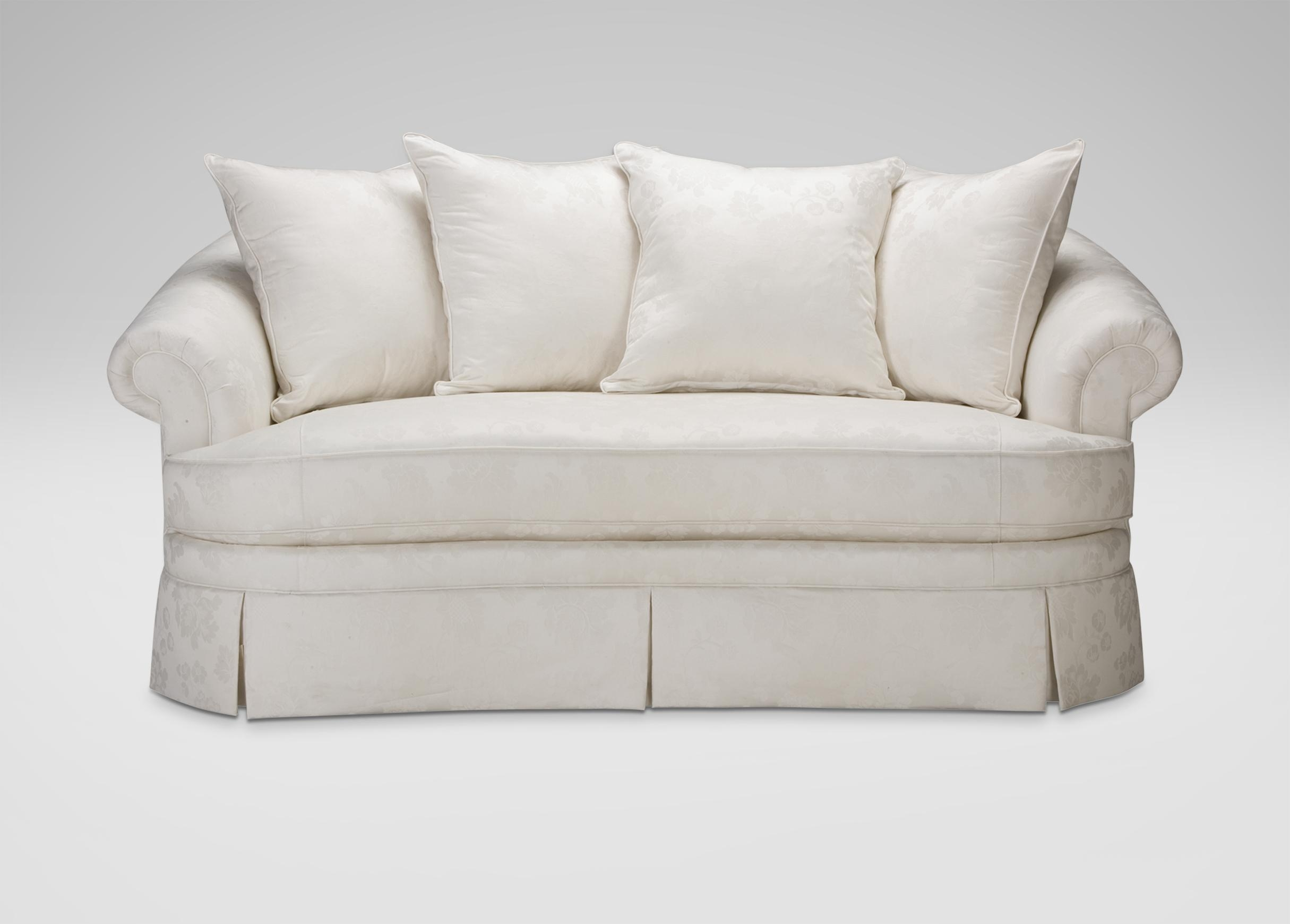 Paris Bench Cushion Sofa | Sofas & Loveseats With Bench Cushion Sofas (Image 15 of 20)