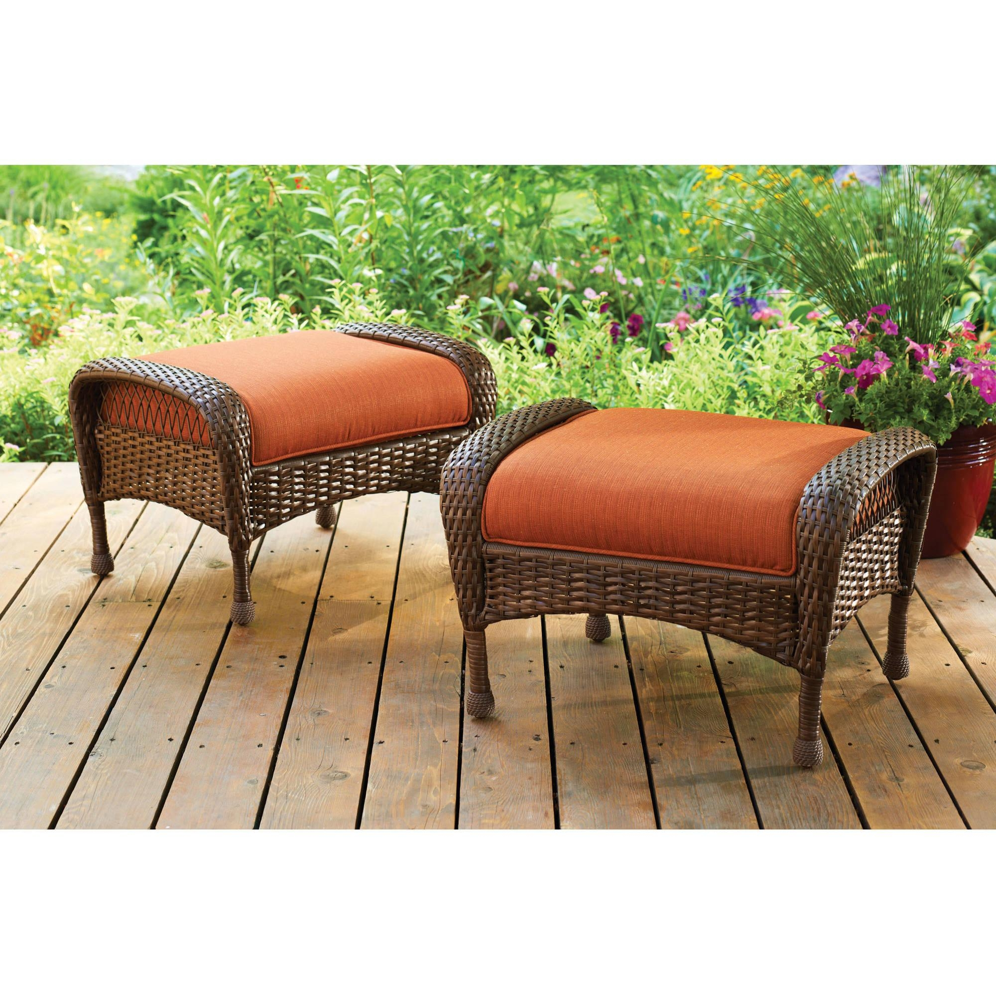 Patio Furniture – Walmart In Patio Sofa Tables (Image 16 of 20)