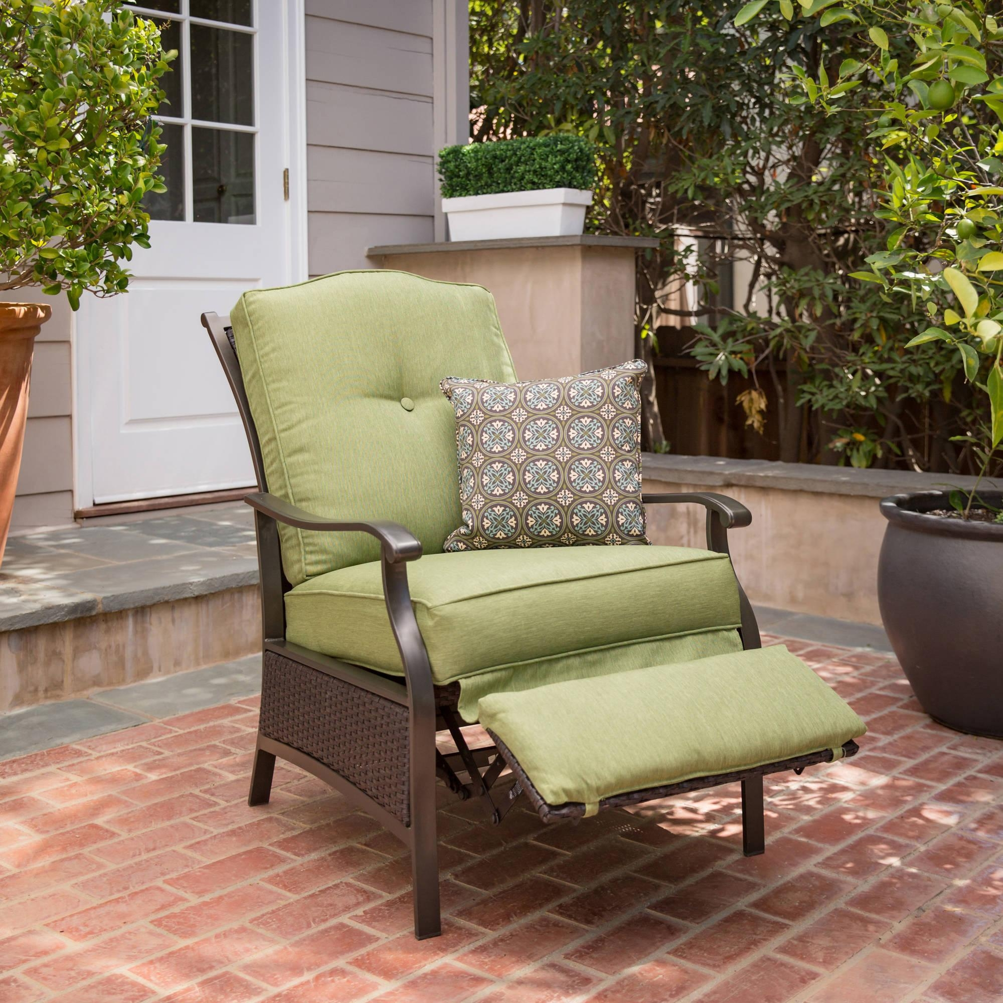 Patio Furniture – Walmart Intended For Outdoor Sofas And Chairs (Image 14 of 20)