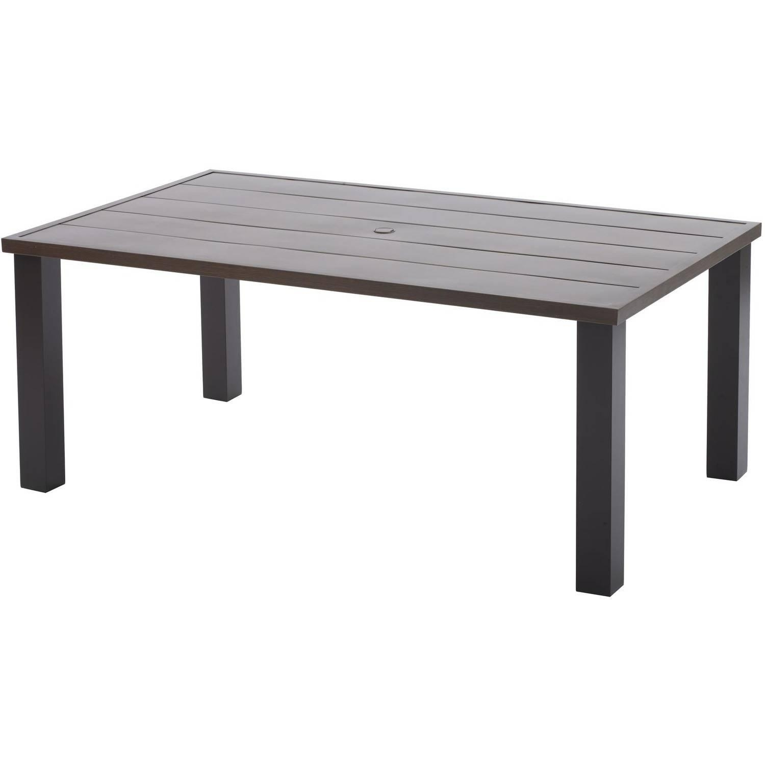 Patio Furniture – Walmart Pertaining To Patio Sofa Tables (View 6 of 20)