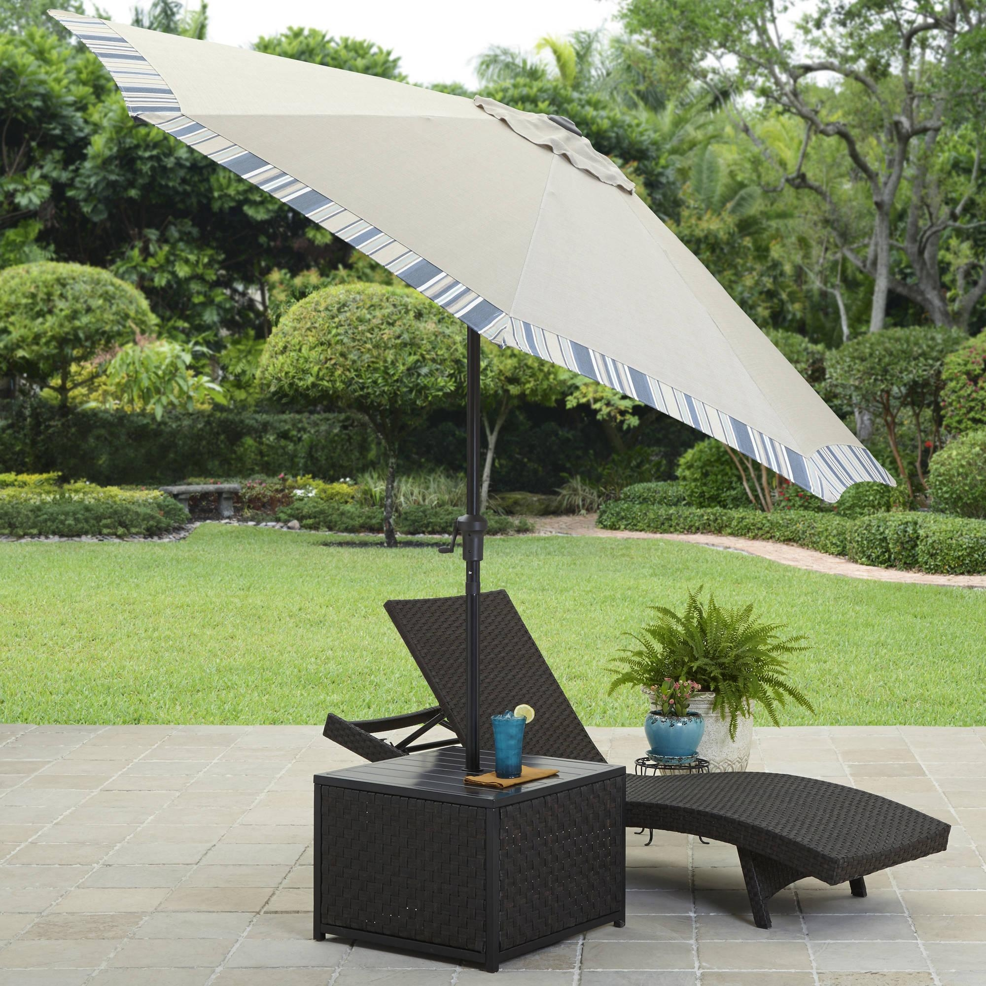 Patio Furniture – Walmart Regarding Outdoor Sofas With Canopy (View 16 of 20)