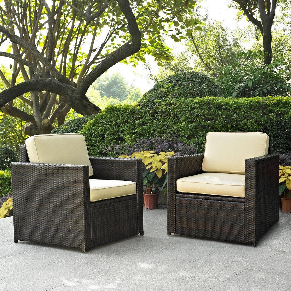 Patio Wicker Furniture Inside Outdoor Sofas And Chairs (View 4 of 20)