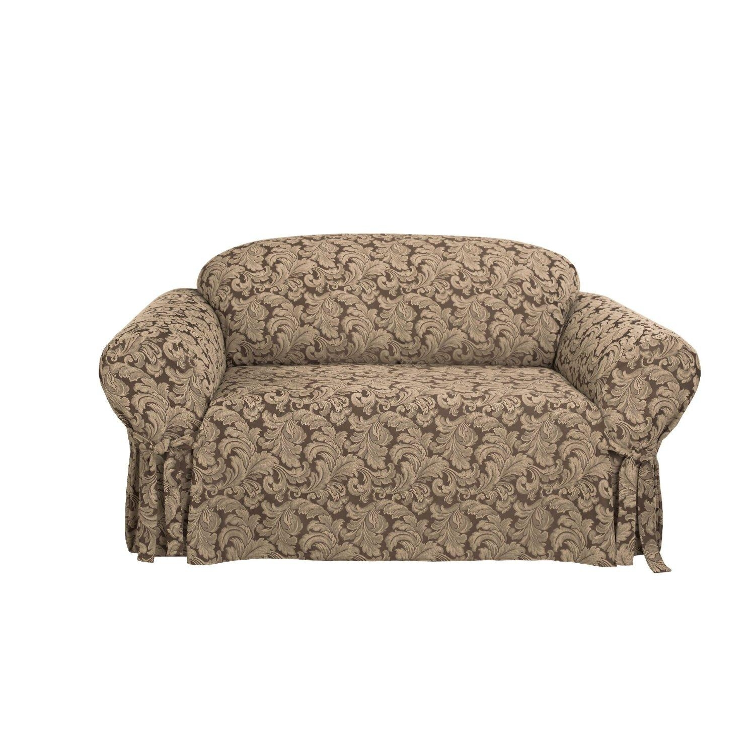 Patterned Sofa Slipcovers | Sofa Gallery | Kengire Inside Patterned Sofa Slipcovers (Image 15 of 20)