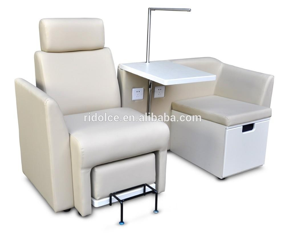 Sofa pedicure chair for Design x salon furniture