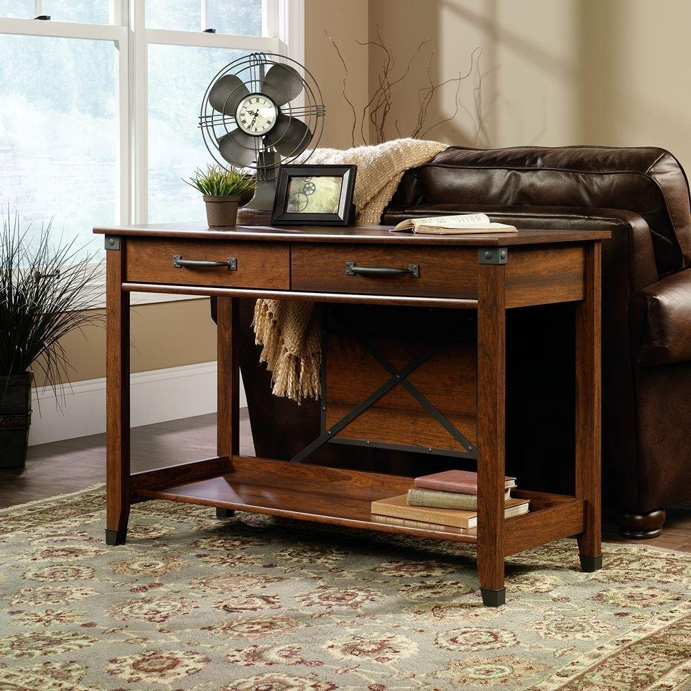 Perfect Cherry Wood Sofa Table 77 For Your Office Sofa Ideas With Intended For Cherry Wood Sofa Tables (Image 10 of 20)