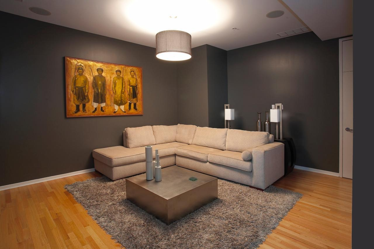 Photo Page | Hgtv Regarding Media Room Sectional (Photo 19 of 20)