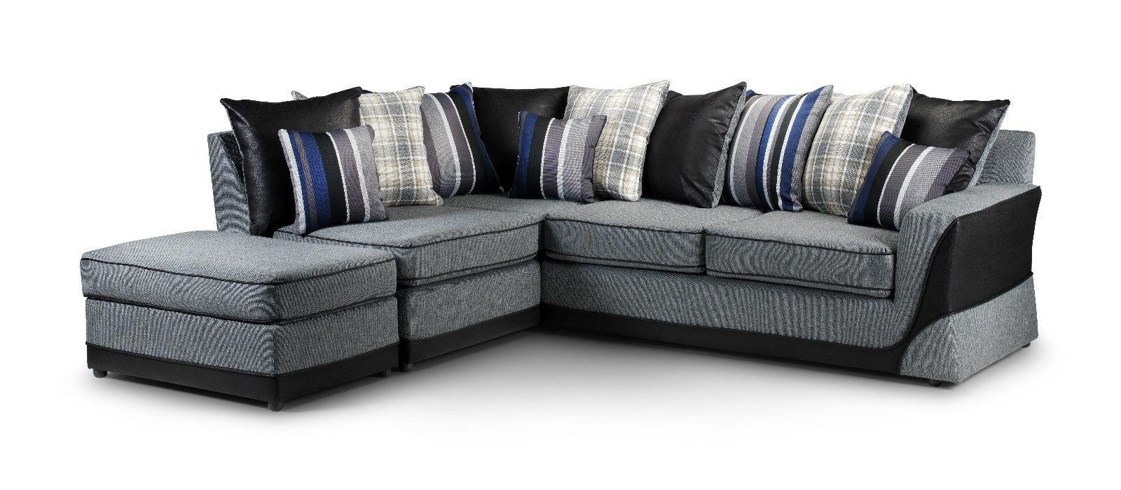 Photo Sofas And Corner Most Widely Used Home Design Throughout Corner Sofa And Swivel Chairs (Image 19 of 20)