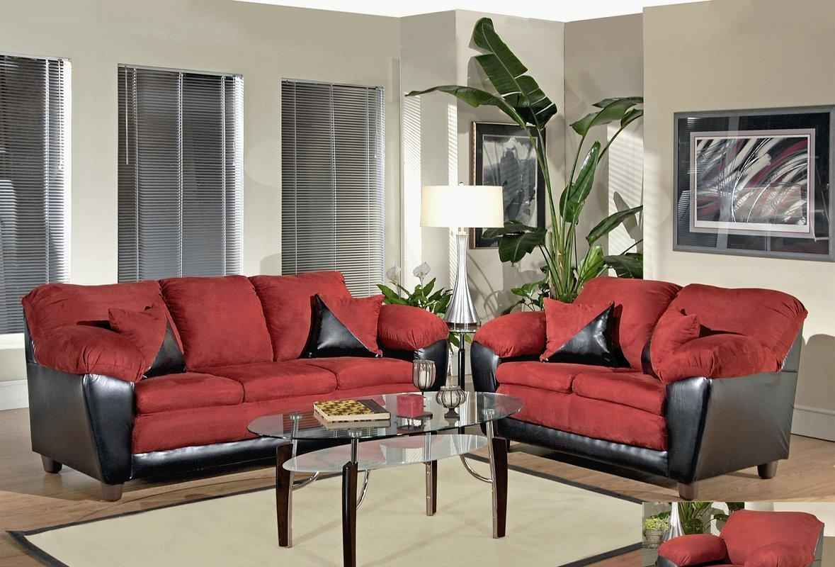 Piedmont Furniture Brooklyn Living Room Collection & Reviews | Wayfair For Piedmont Sofas (Image 8 of 20)