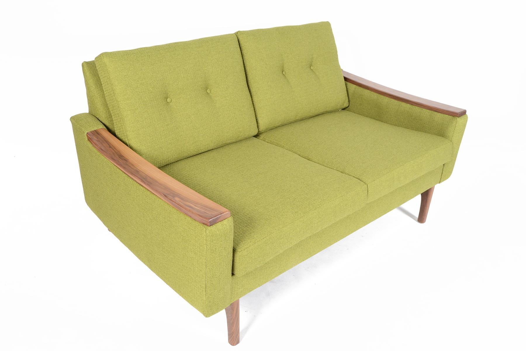 "Piedmont"" Mid Century Sofa | Mid Century Mobler In Piedmont Sofas (Image 18 of 20)"