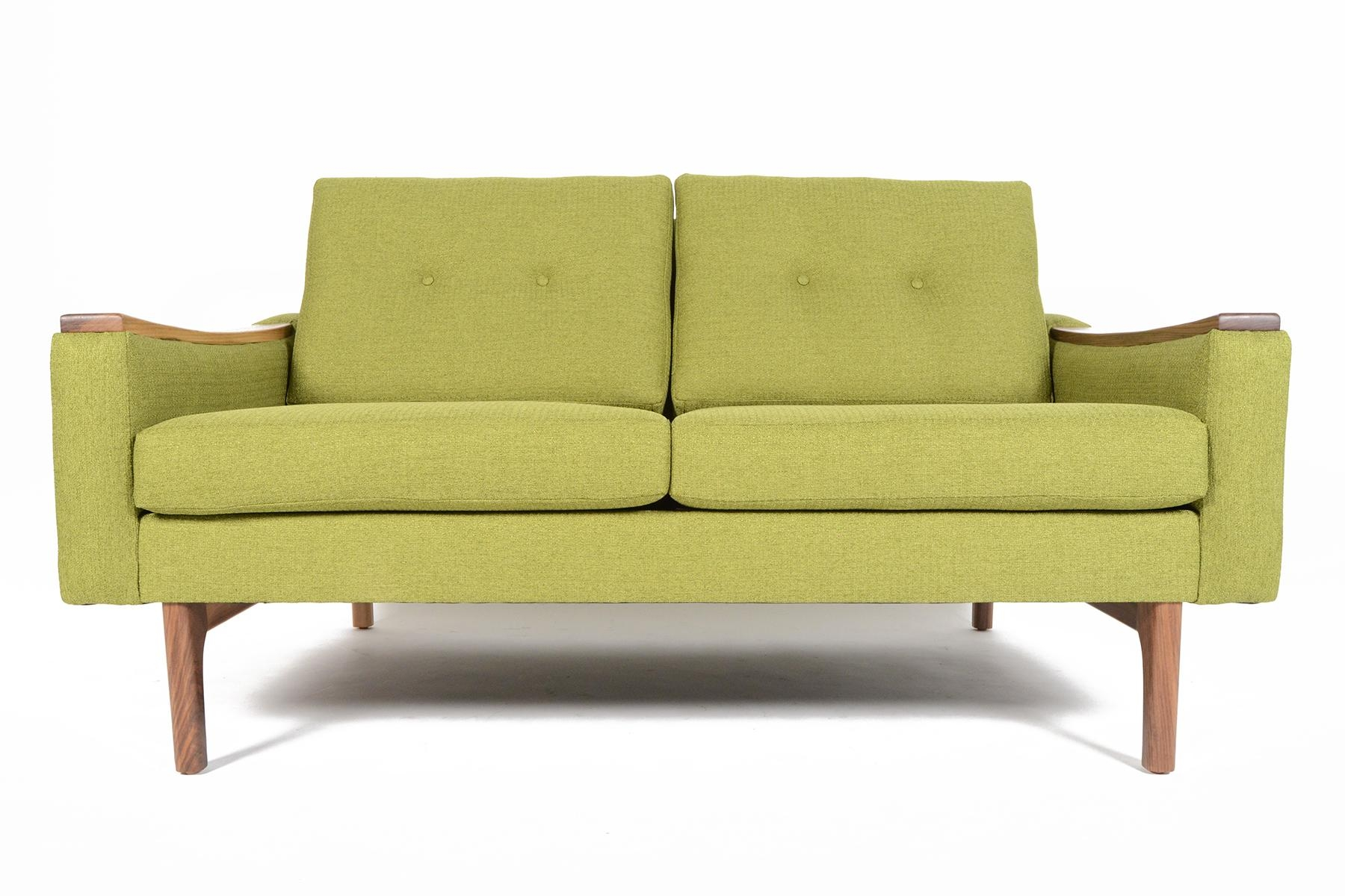 """Piedmont"""" Mid Century Sofa 