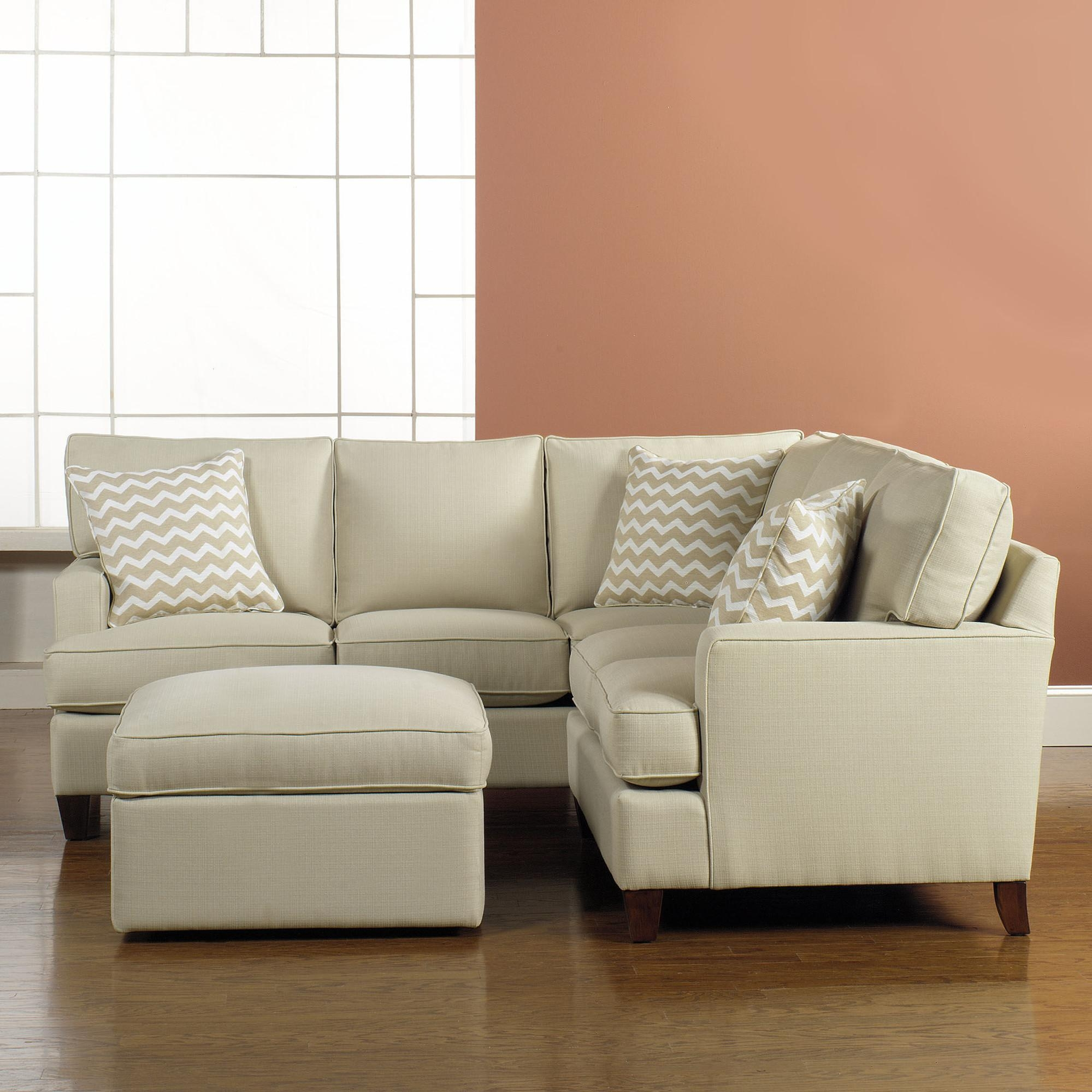 Plain Couches For Small Apartments R Inside Decorating With Regard To Sectional Small Space (Image 15 of 20)