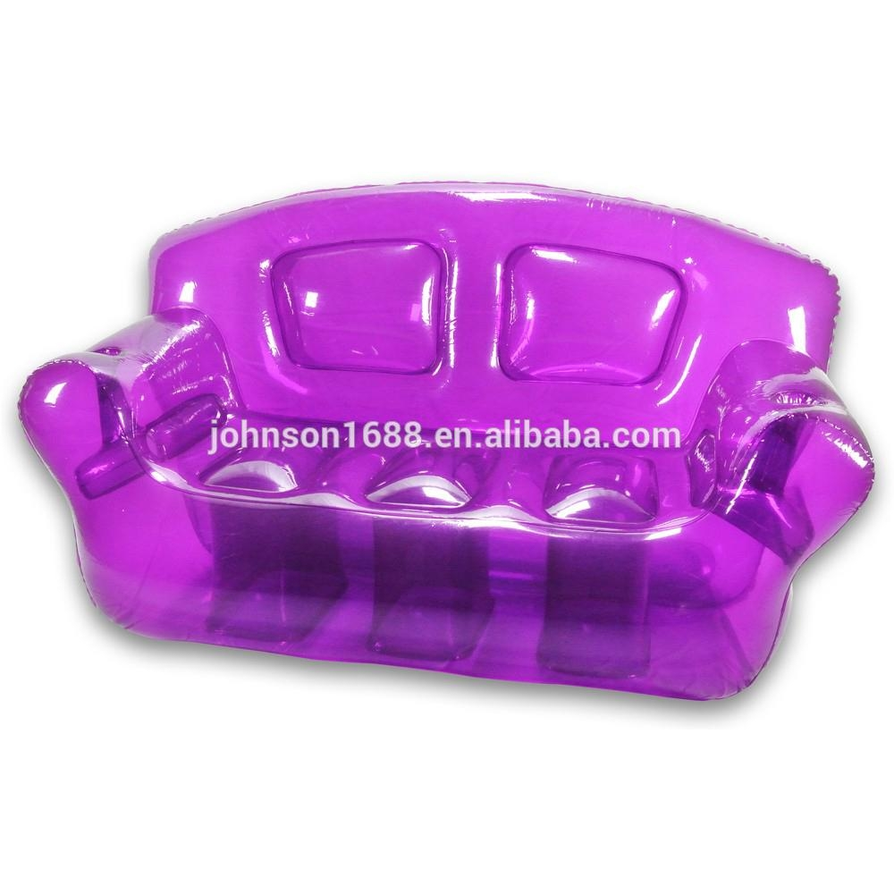 Plastic Couch, Plastic Couch Suppliers And Manufacturers At Intended For Inflatable Sofas And Chairs (Image 18 of 20)