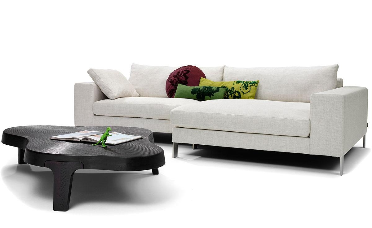 Plaza Small Sectional Sofa – Hivemodern For Sleek Sectional Sofa (Image 14 of 20)