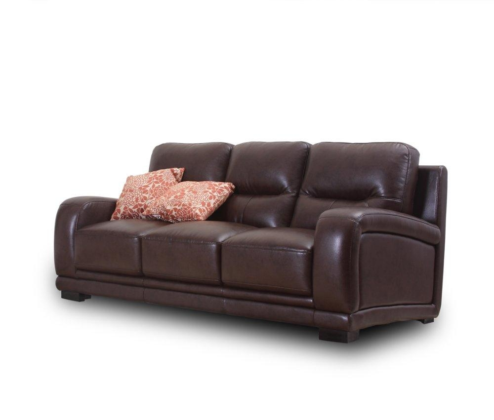 Popular 3 Seater Leather Sofa Buy Cheap 3 Seater Leather Sofa Lots Regarding 3 Seater Leather Sofas (Image 11 of 20)