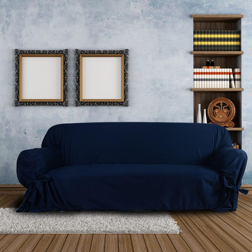 Popular Couches Sofa Buy Cheap Couches Sofa Lots From China Pertaining To Blue Slipcover Sofas (Image 15 of 20)