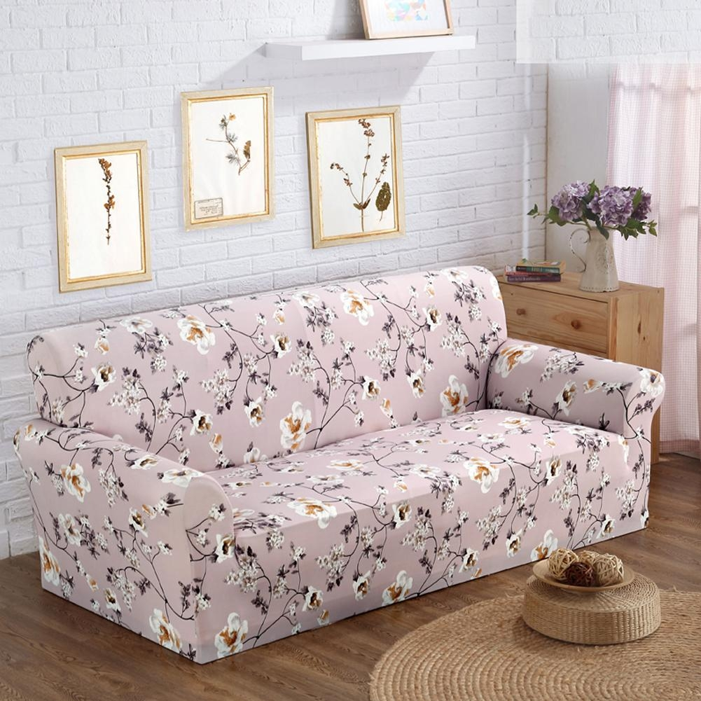 Popular Floral Sofa Buy Cheap Floral Sofa Lots From China Floral Inside Floral Sofa Slipcovers (Image 15 of 20)