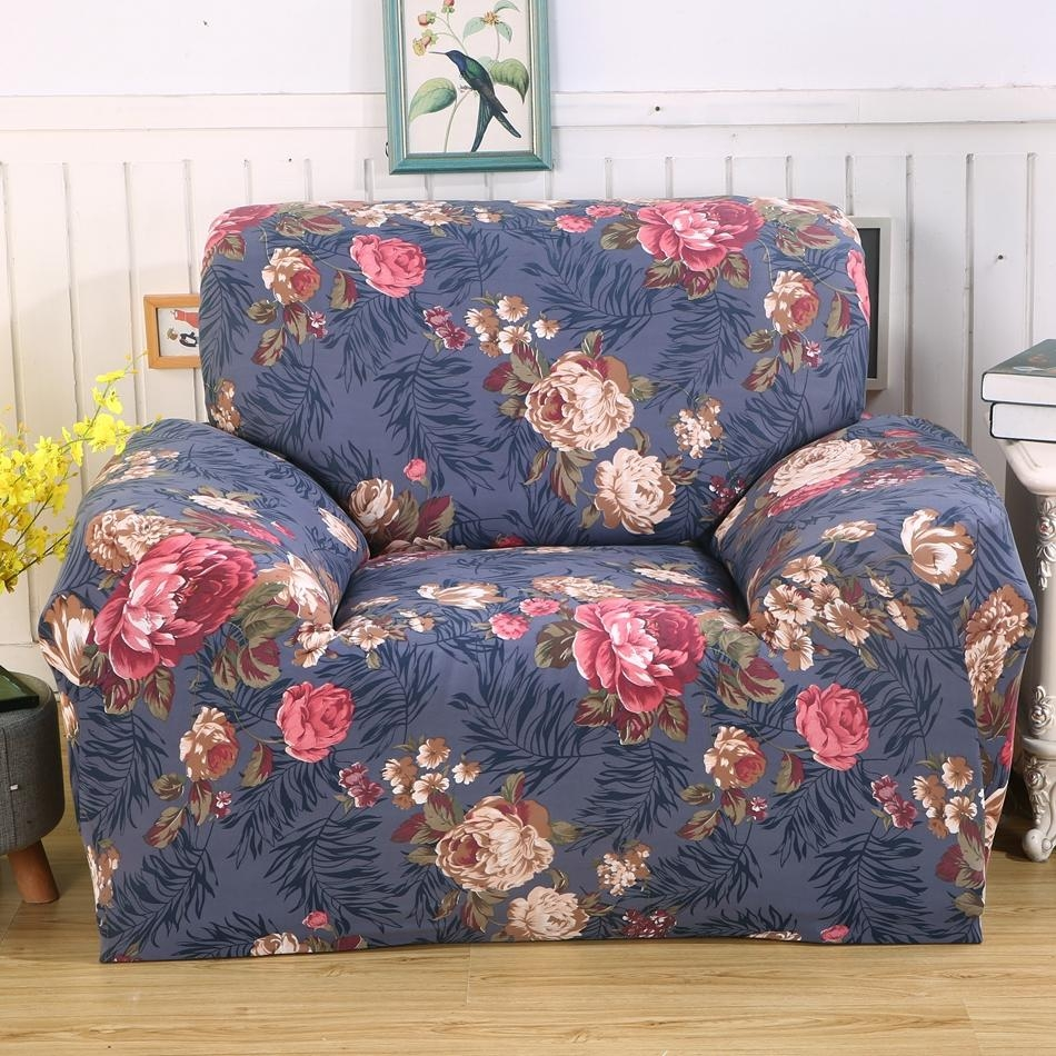 Popular Floral Sofas Buy Cheap Floral Sofas Lots From China Floral Within Floral Sofas (View 19 of 20)