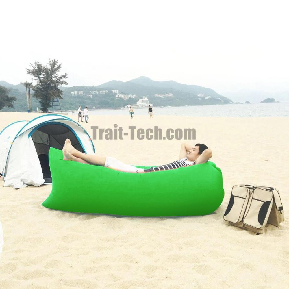 Popular Lazy Hangout Inflatable Air Sleeping Bag/ Sofa/ Couch Bed Inside Sleeping Bag Sofas (View 13 of 20)