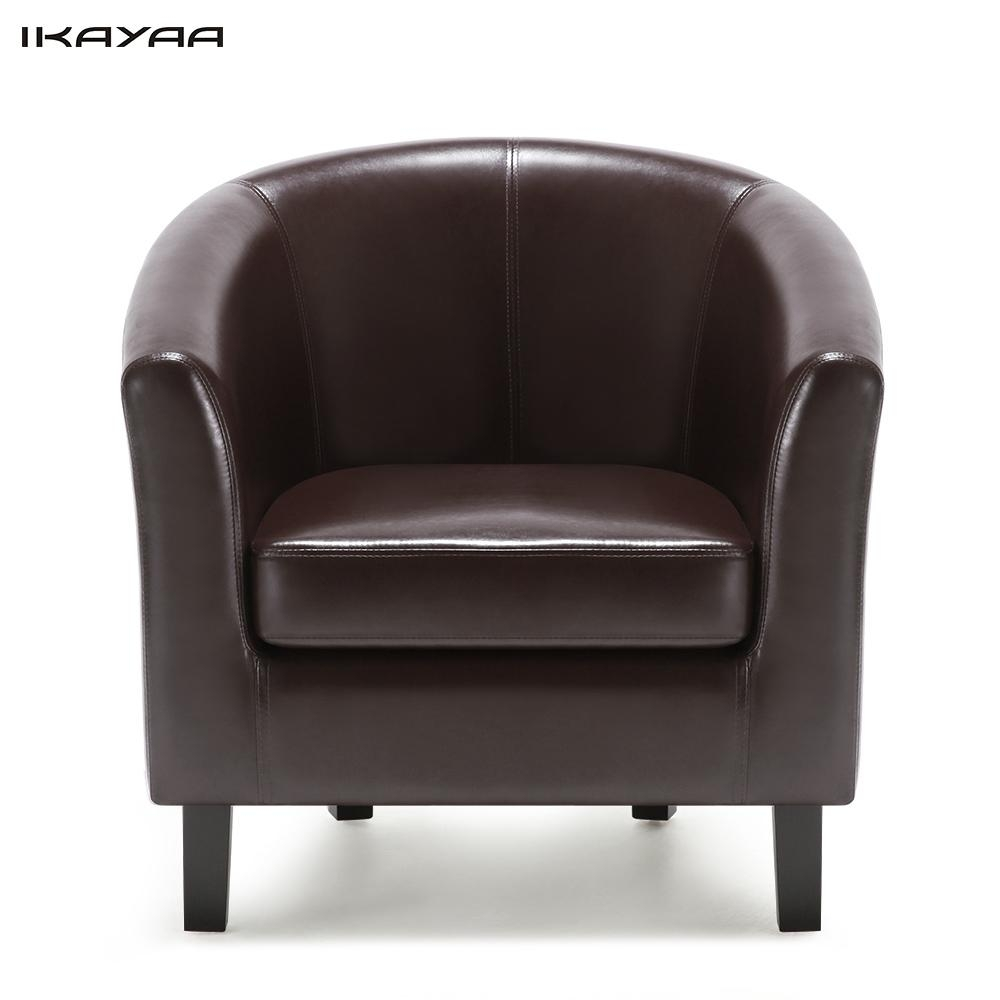 Popular Modern Pu Sofa Buy Cheap Modern Pu Sofa Lots From China Regarding Single Seat Sofa Chairs (Image 12 of 20)