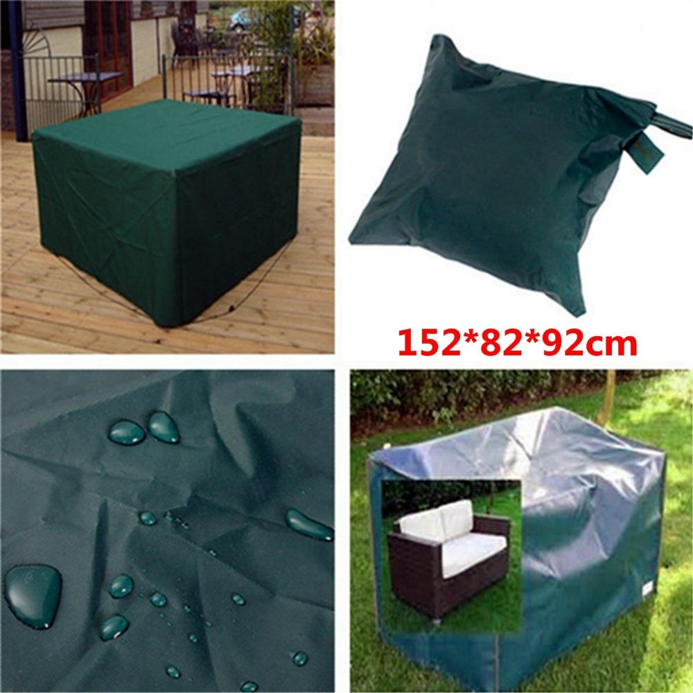 Popular Outdoor Furniture Covers Buy Cheap Outdoor Furniture In Garden Sofa Covers (View 19 of 22)