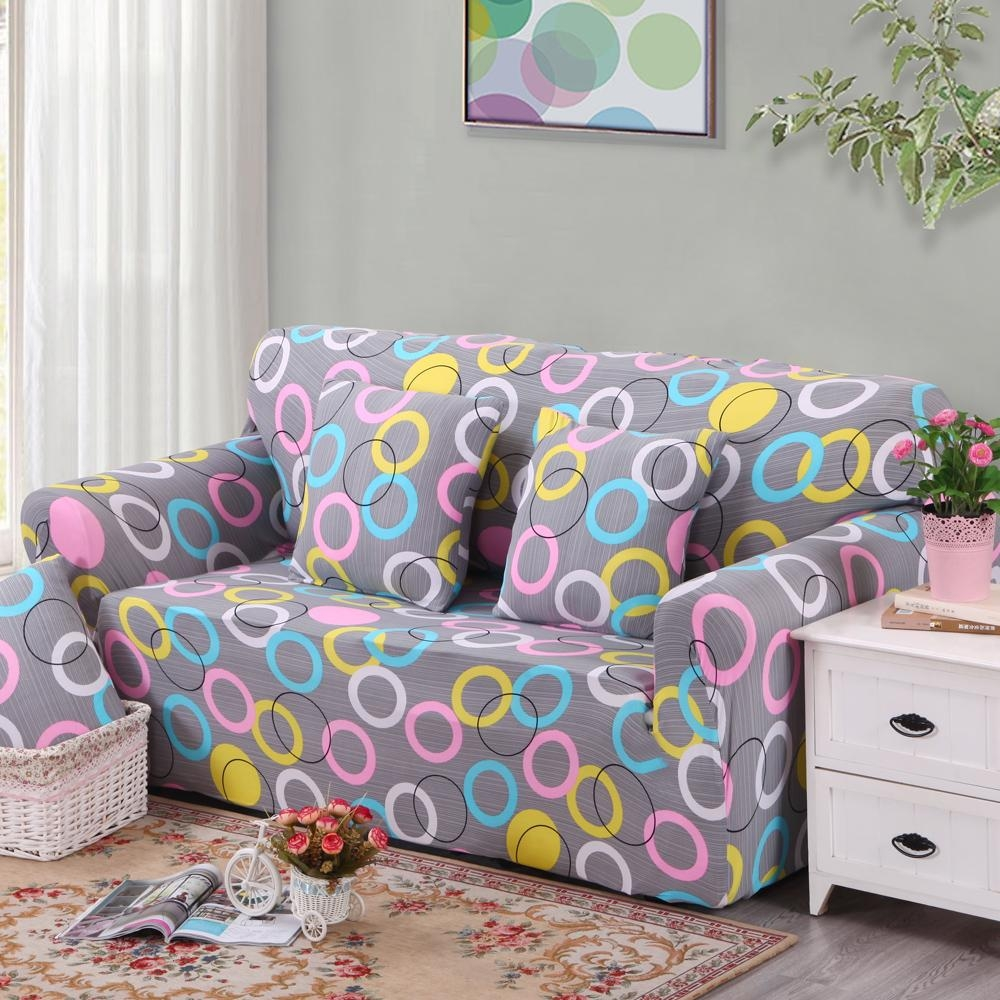 Popular Patterned Sofa Covers Buy Cheap Patterned Sofa Covers Lots Throughout Patterned Sofa Slipcovers (View 9 of 20)
