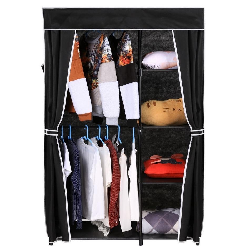 Popular Portable Wardrobe Closet Buy Cheap Portable Wardrobe Throughout On The Go With A Portable Wardrobe Closet (Image 14 of 27)