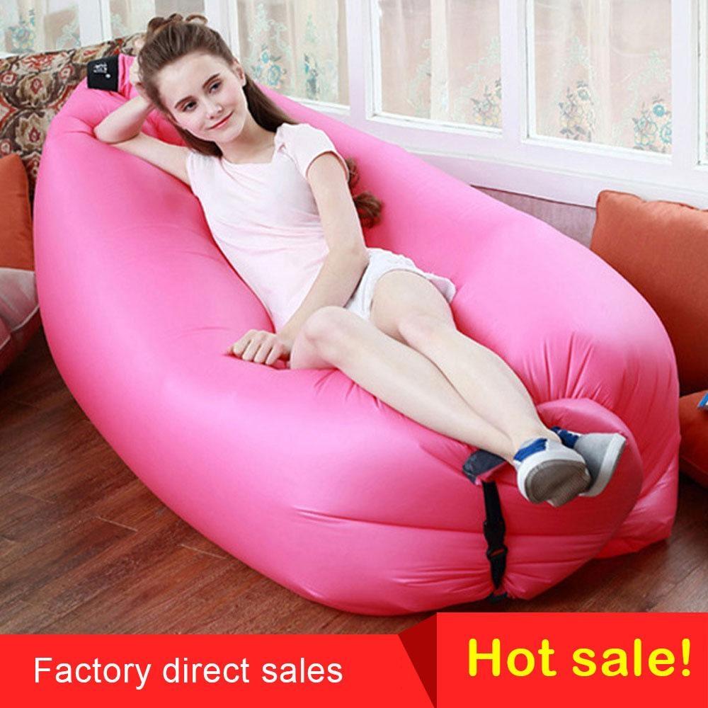 Popular Sofa Bed Air Mattress Buy Cheap Sofa Bed Air Mattress Lots Throughout Inflatable Sofa Beds Mattress (View 18 of 20)