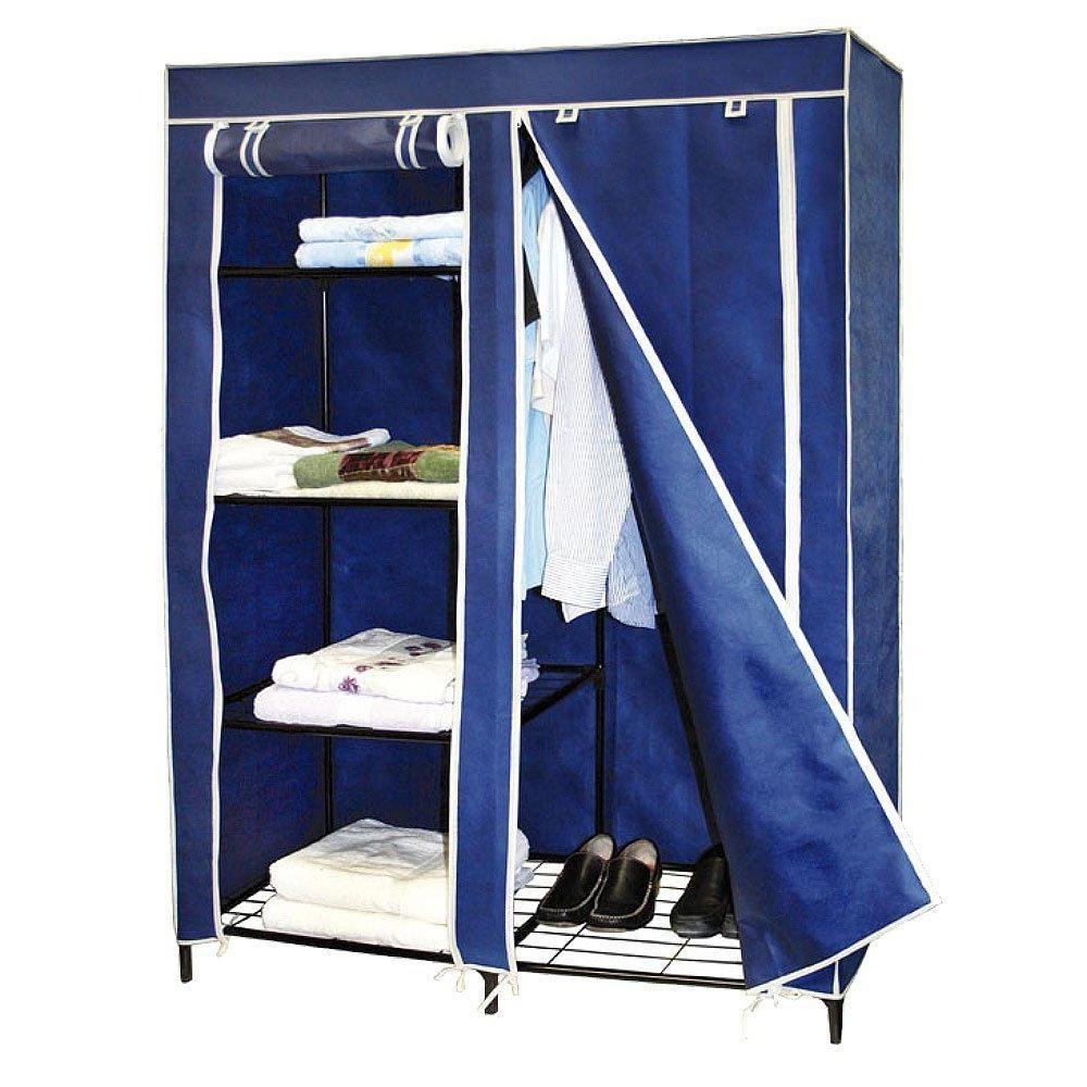 Portable Closets For Clothes, Wardrobe Closet Designs Plastic For Portable Wardrobe Closet (Image 19 of 27)