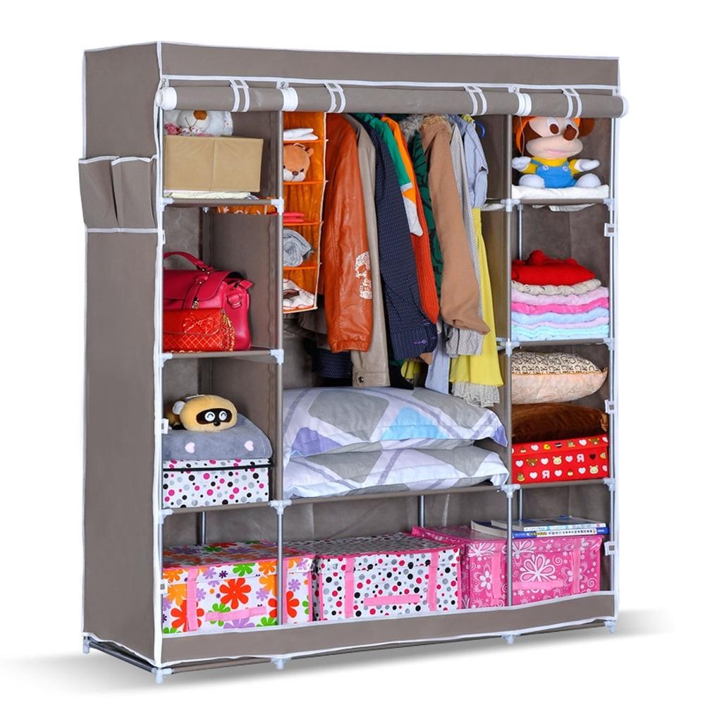 Plastic Portable Closet : On the go with a portable wardrobe closet custom home design