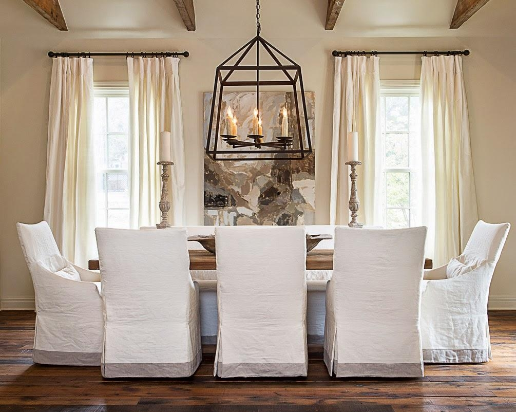 Pottery Barn Dining Room Chair Slipcovers – Alliancemv With Regard To Pottery Barn Chair Slipcovers (View 14 of 20)
