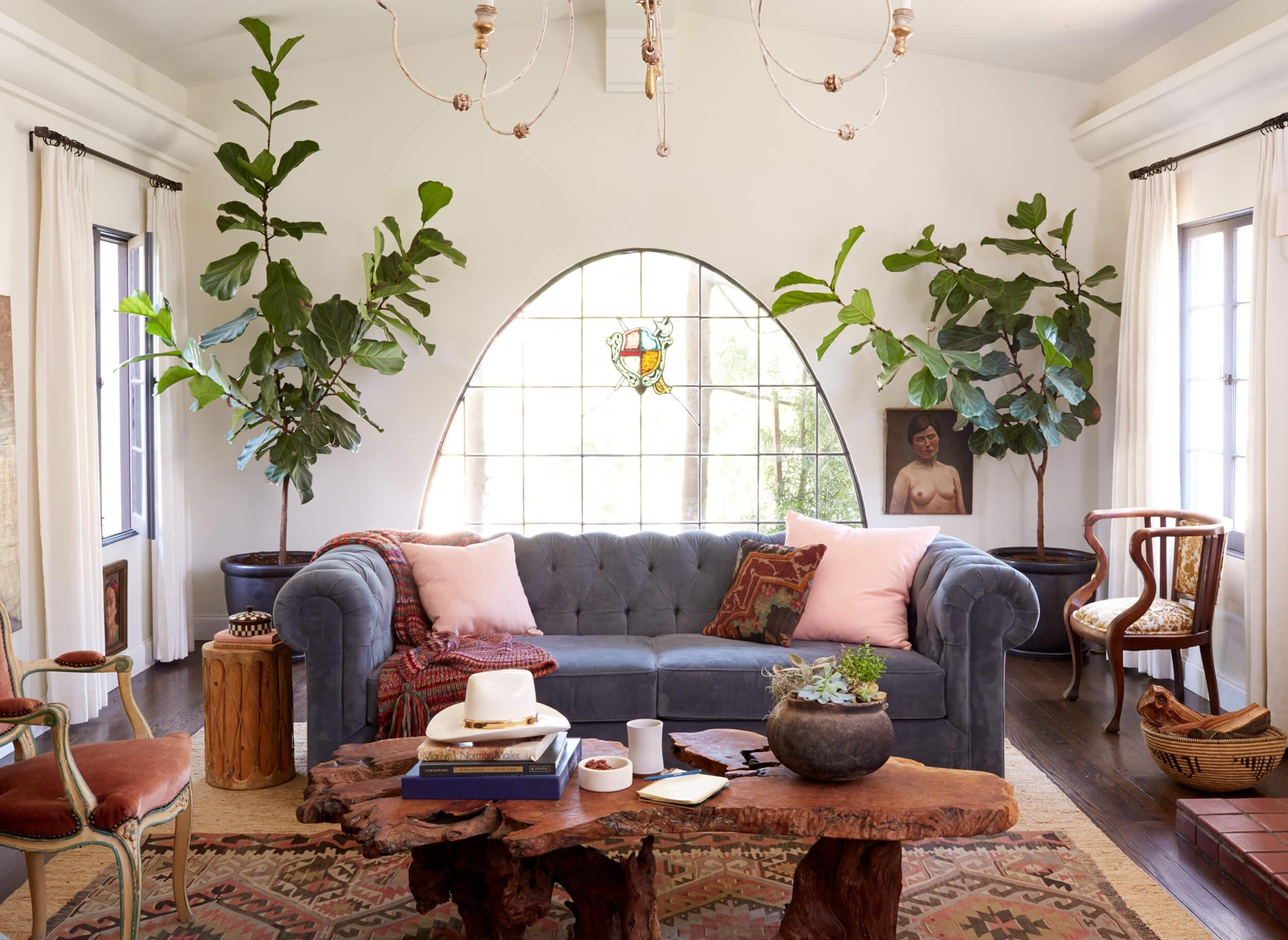 Power Couples: Sofas And Coffee Tables – Emily Henderson For Emily Sofas (View 13 of 20)