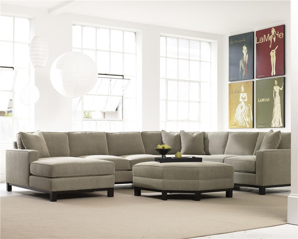 Precedent Urban Planning 4 Piece Sectional With Chaise – Design With Precedent Sofas (Image 18 of 20)