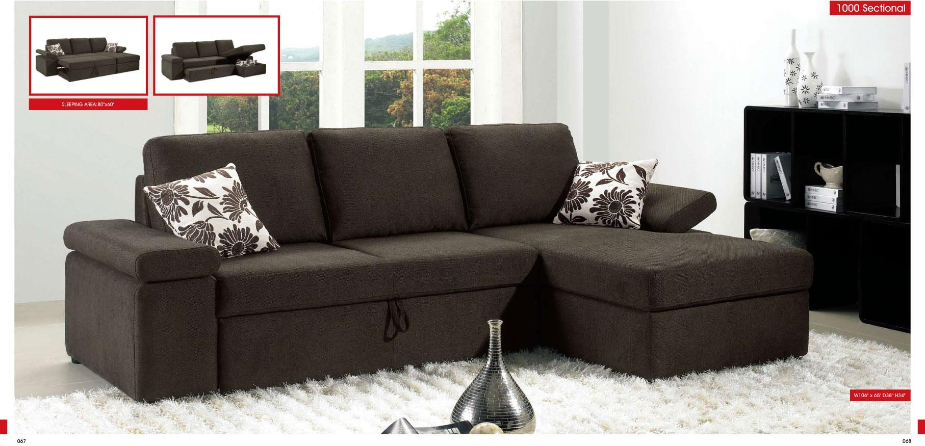 Pull Out Sofa Sectional | Tehranmix Decoration Intended For Pull Out Sectional (Image 14 of 20)