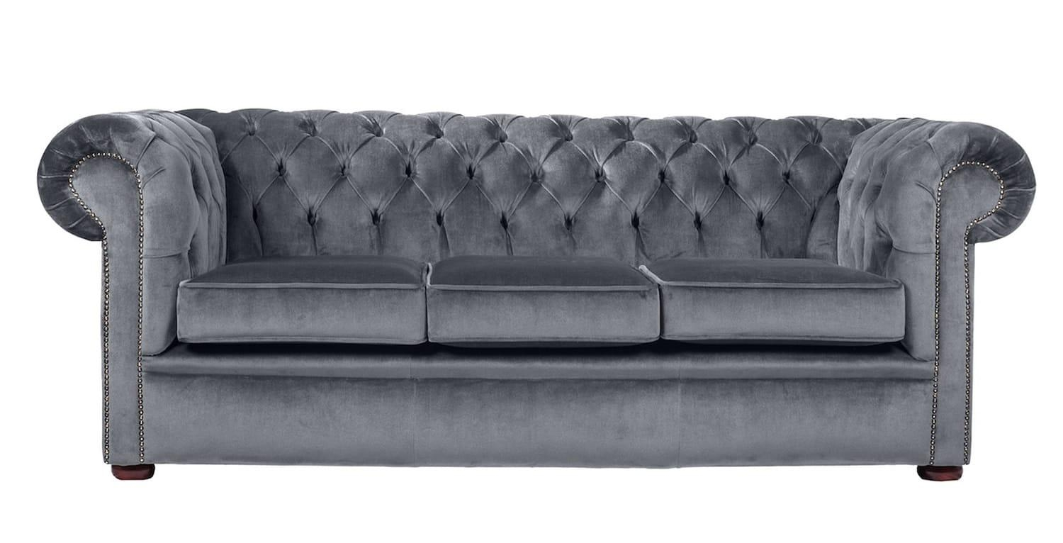 Purple Chesterfield Sofa – Home Design Ideas And Pictures Regarding Purple Chesterfield Sofas (View 7 of 20)
