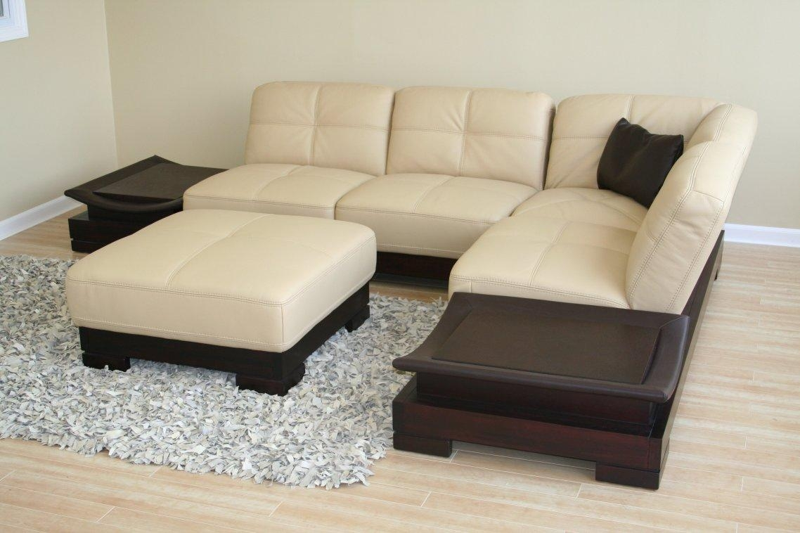 Queen Sleeper Sectional Sofa White Leather Of Chaise Lounge Sofa Intended For Leather Lounge Sofas (View 17 of 20)