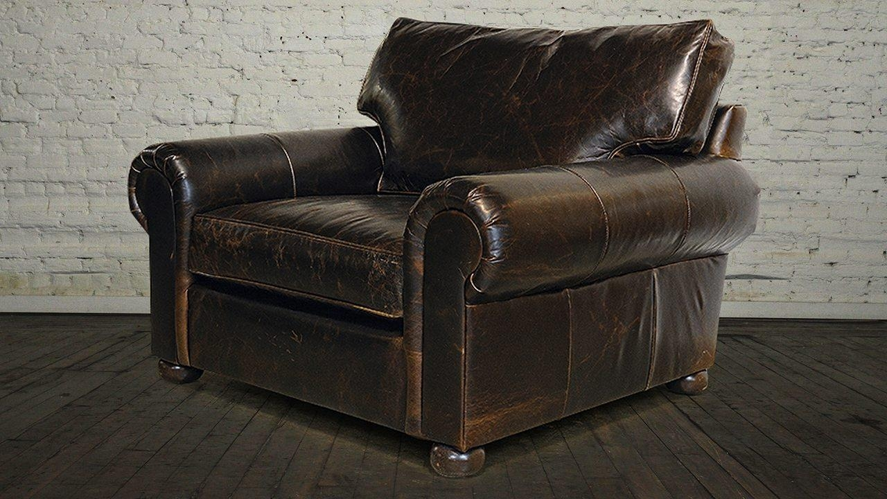 Quick Ship 3 Piece Leather Sofa Loveseat Chair Set Brompton throughout Brompton Leather Sectional Sofas