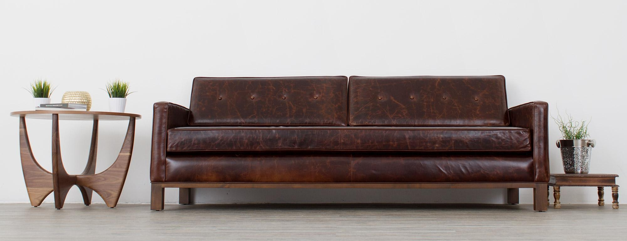 Raine Leather Sofa Joybird Brompton Leather Sofa ~ Hmmi In Brompton Leather Sofas (View 6 of 20)