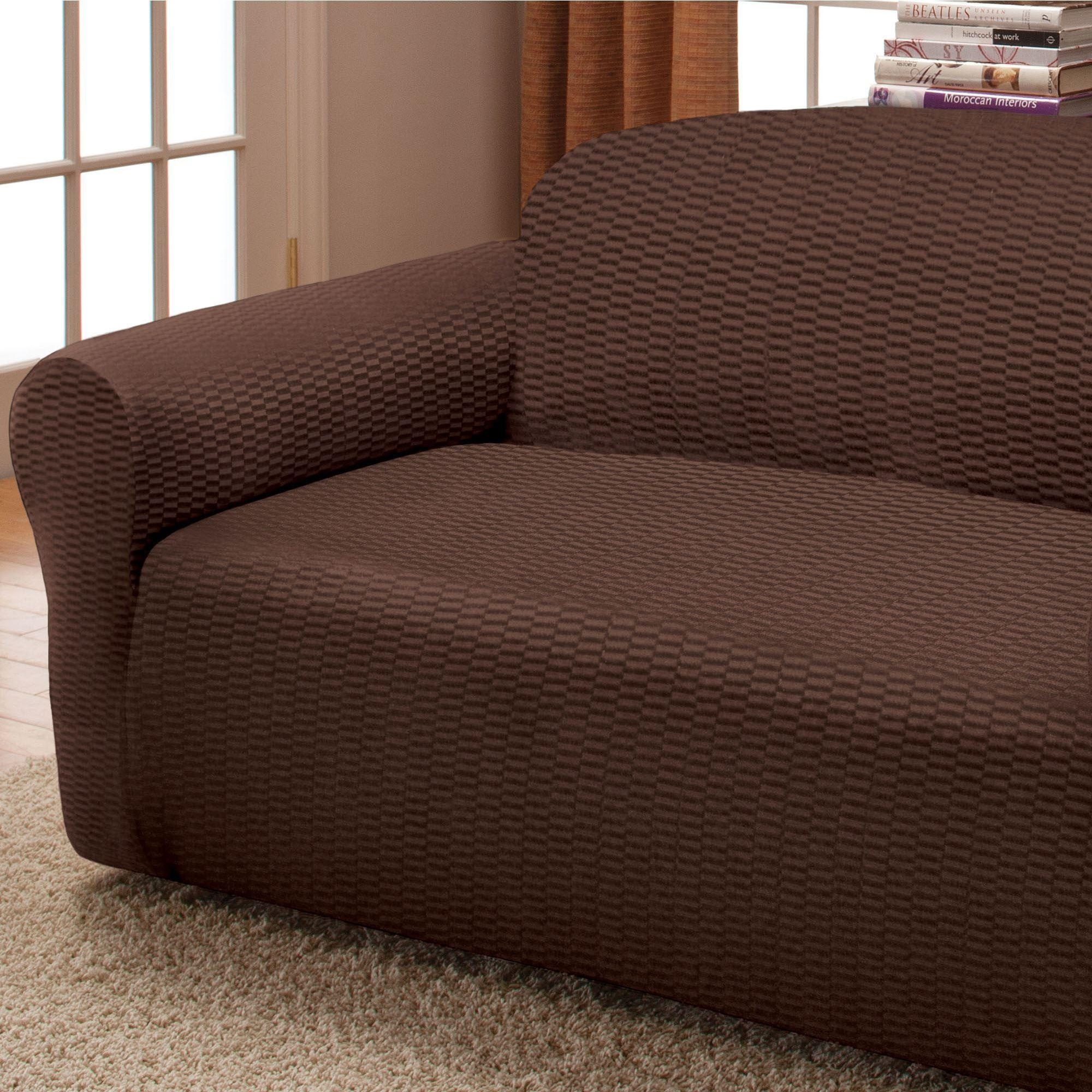 Raise The Bar Stretch Sofa Slipcovers Throughout Stretch Slipcover Sofas (Image 11 of 20)