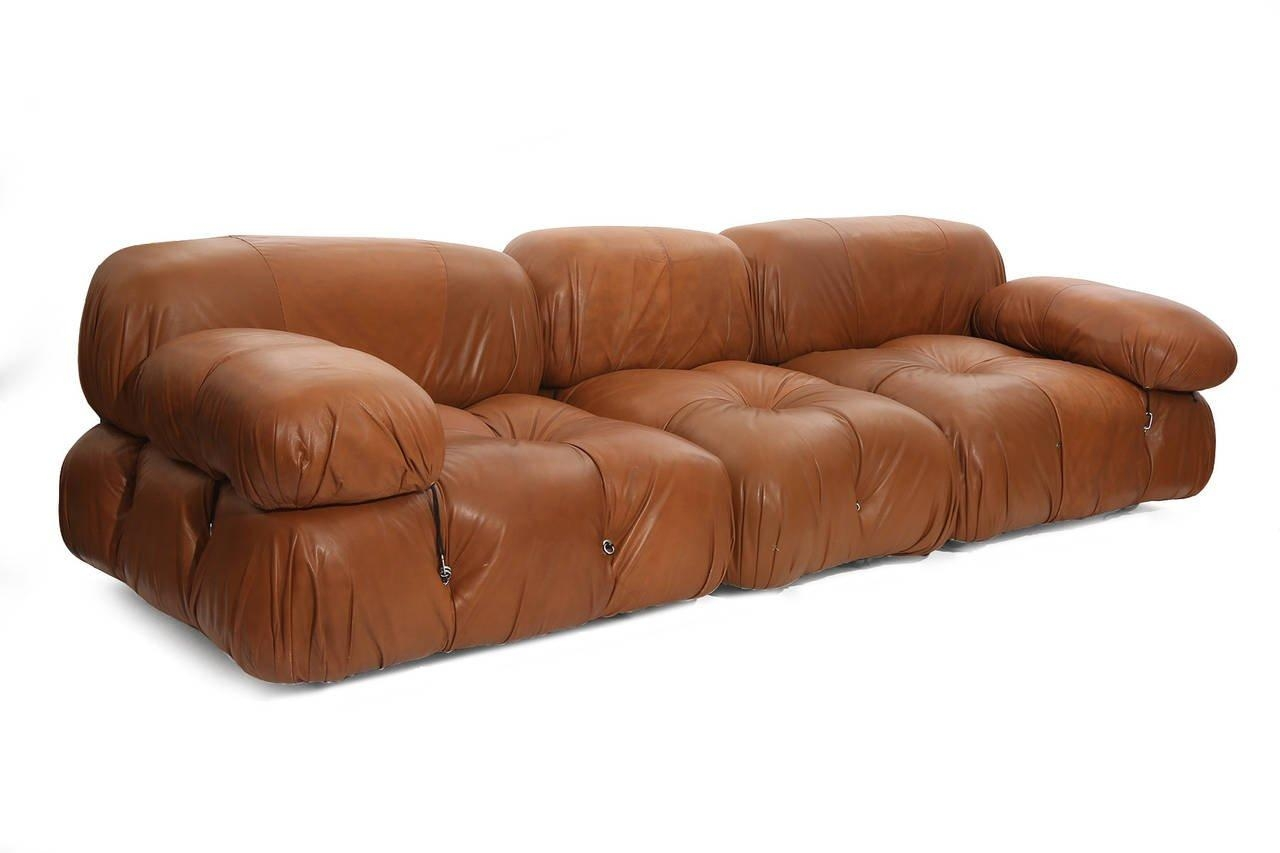 Rare Mario Bellini Camaleonda Sofa And Ottomans At 1Stdibs Regarding Bellini Sofas (Image 16 of 20)
