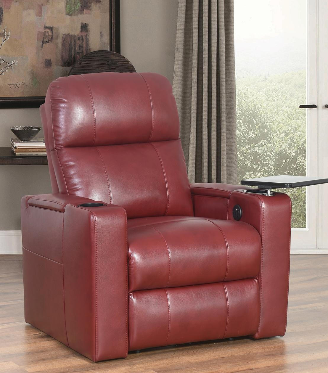 Recliners In Abbyson Recliners (View 3 of 20)