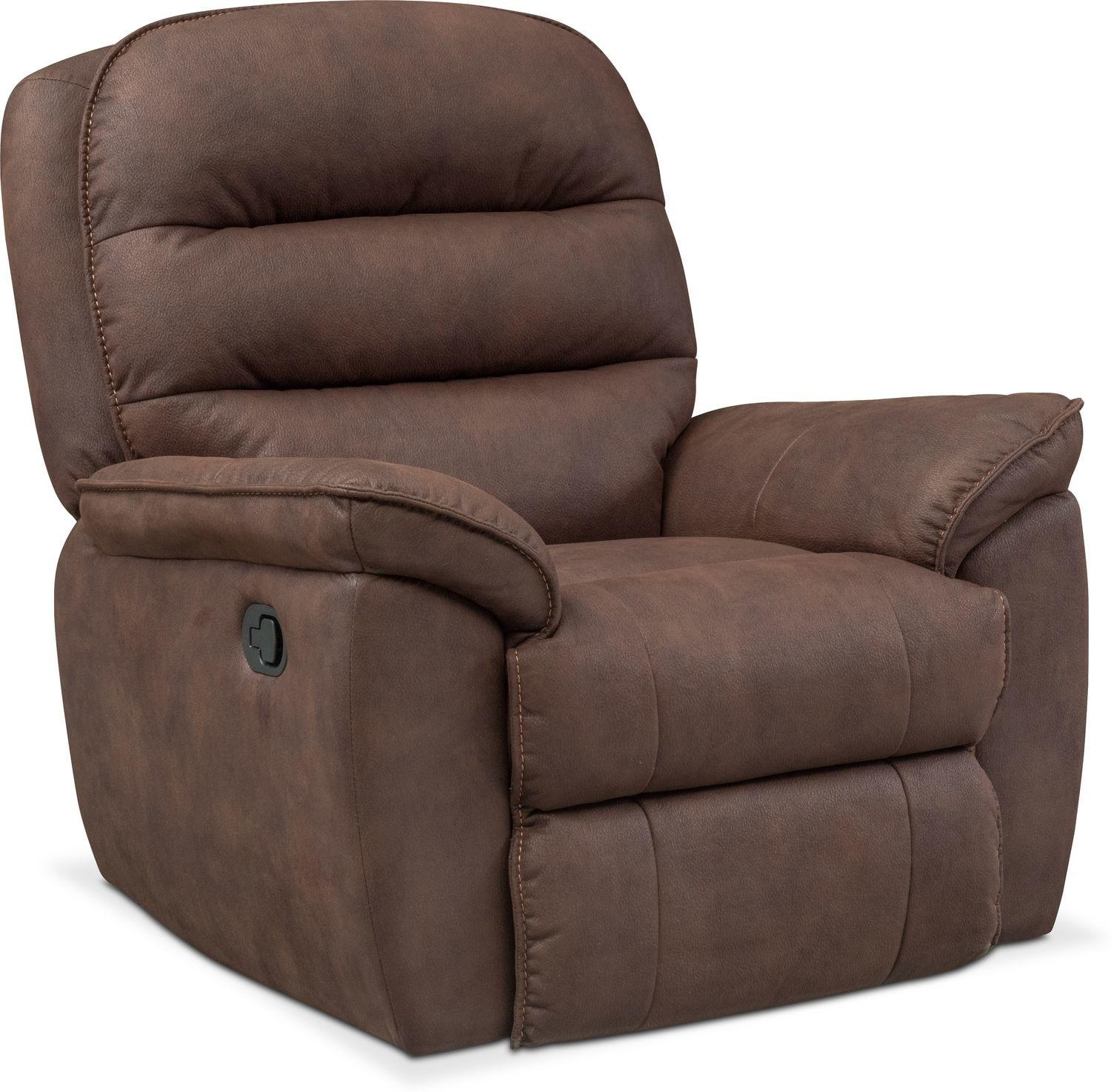 Recliners & Rockers | Value City Furniture | Value City Furniture For Camo Reclining Sofas (View 20 of 20)